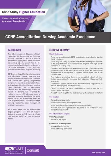 CCNEAccreditation